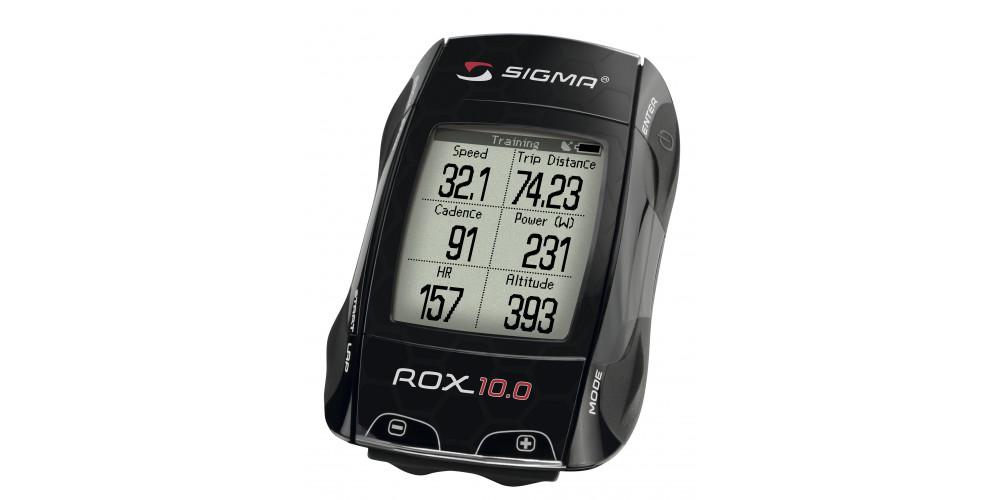 Imagem ilustrativa de ROX 10.0 GPS