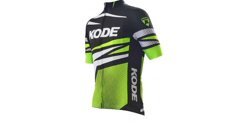Imagem ilustrativa de Camisa de Ciclismo Kode Stripes