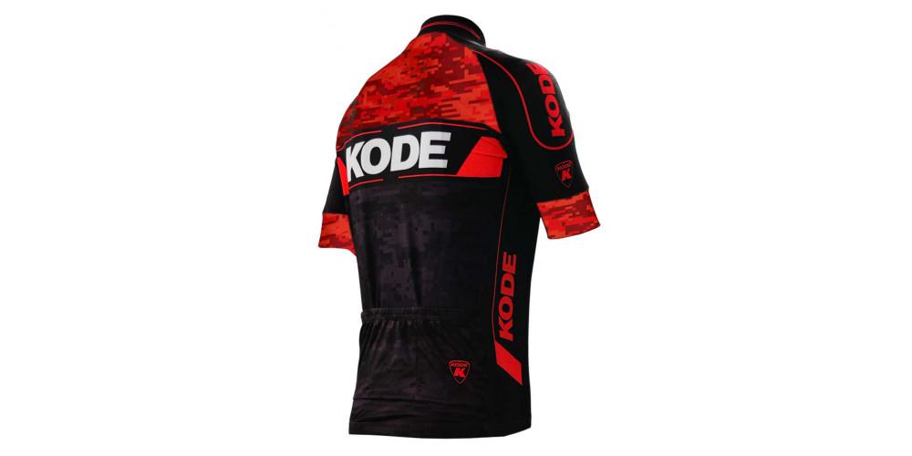 Imagem ilustrativa de Camisa de Ciclismo Kode Pixels