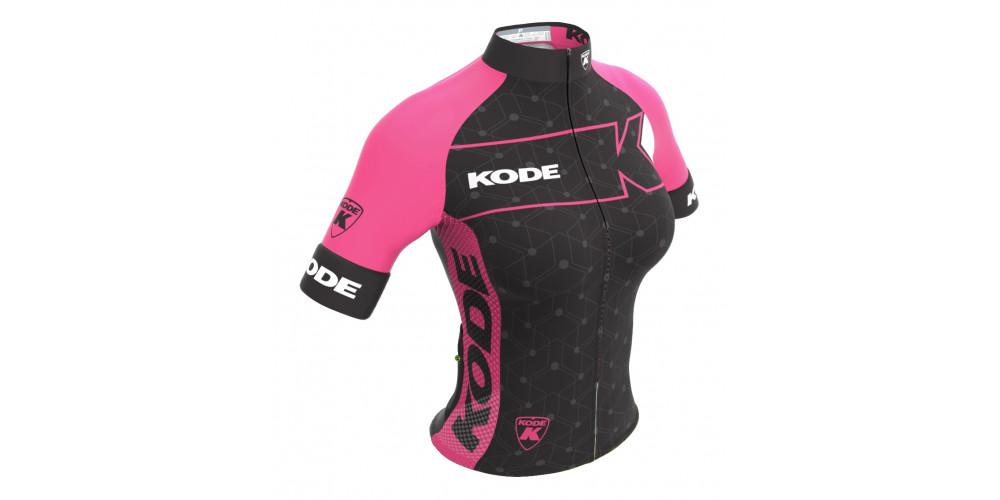 Imagem ilustrativa de Camisa de Ciclismo Feminina Expert