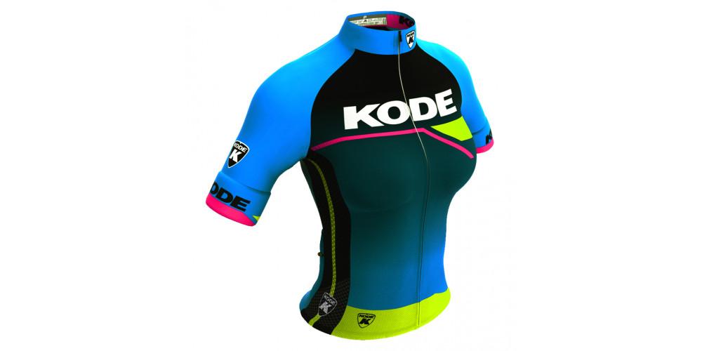 Imagem ilustrativa de Camisa de Ciclismo Feminina Active