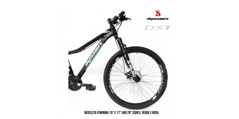 Imagem ilustrativa de Dynamix DX1