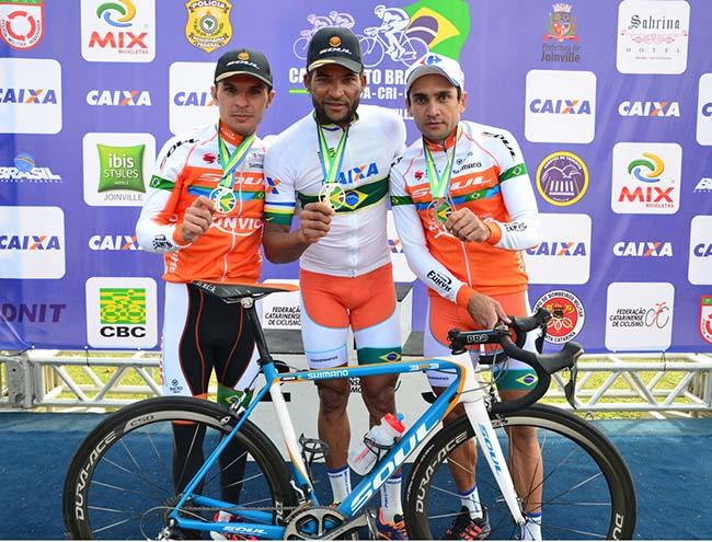 Ciclismo SJC - medalhistas cópia
