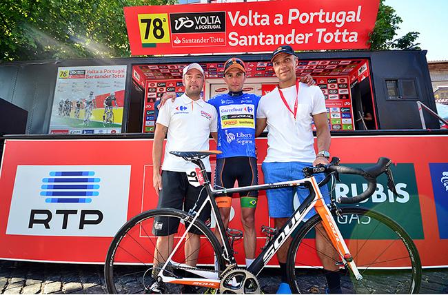 Ciclismo - Kid, Ramiro e João Paulo Diniz cópia